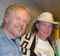 Randy Bachman neil young 2009